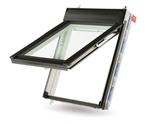 KEYLITE ROOF WINDOW WHITE WFE05T TOP HUNG 780MM x 1180MM